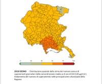 In Friuli Venezia Giulia, qualità dell'aria buona nel 2018 e in miglioramento sull'anno precedente