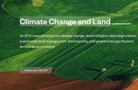Il suolo è una risorsa critica per il clima, nuovo rapporto Ipcc