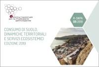 Consumo di suolo, dinamiche territoriali e servizi ecosistemici. Edizione 2019