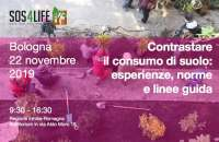 Contrastare il consumo di suolo, seminario a Bologna il 22 novembre
