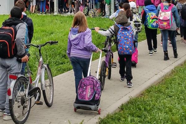 mobilità casa-scuola