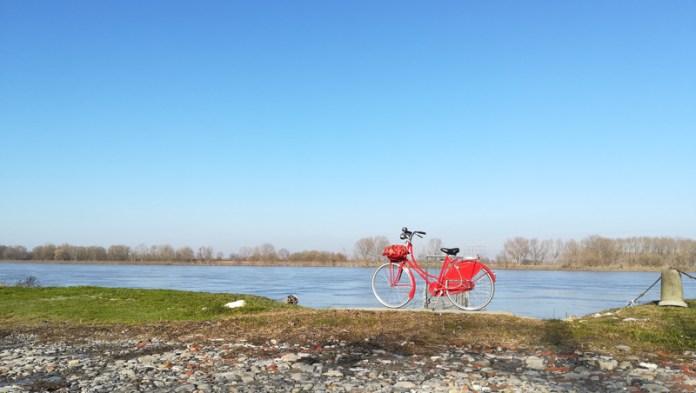 Un Po in bici