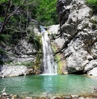 Freschezza - cascate del Perino