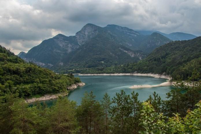 Lago di Redona - Tramonti di Sopra