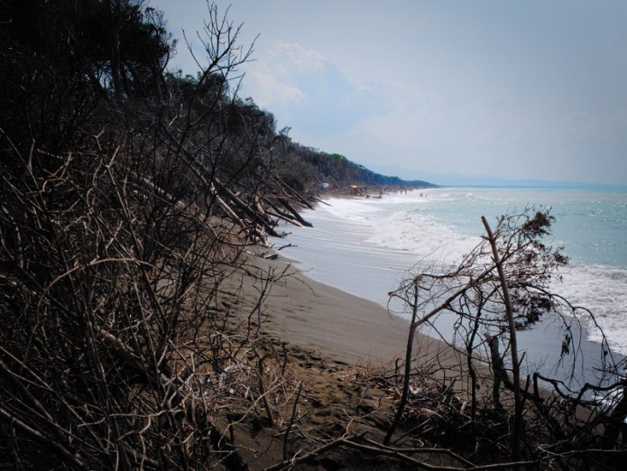 Erosione delle coste