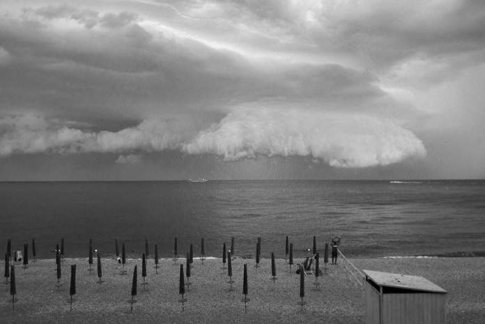 Si prevede tempesta