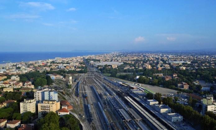 ferrovia di Rimini