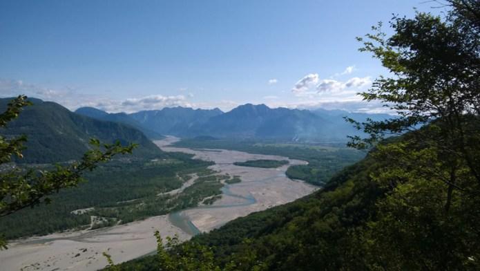 Il re dei fiumi alpini - Fiume Tagliamento (Ragogna UD)