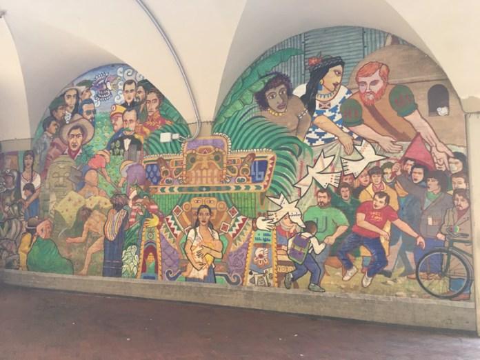 Arte di strada a Bologna