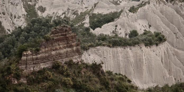 Valle dei calanchi (VT)