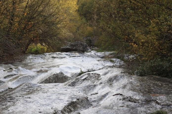 Il fiume di pietra - Valle dell'eremo di San Bartolomeo