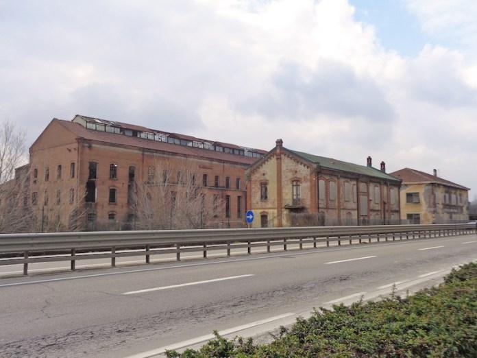 Ex zuccherificio - archeologia industriale