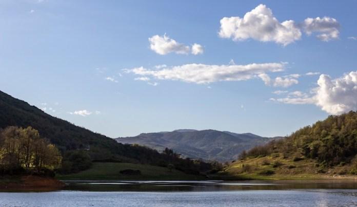 Lago di Canterno (FR)