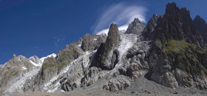Glacier du Mont Blanc