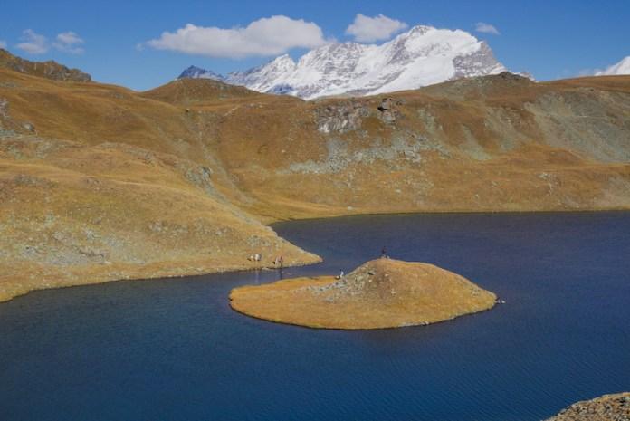 turismo sui laghi di montagna