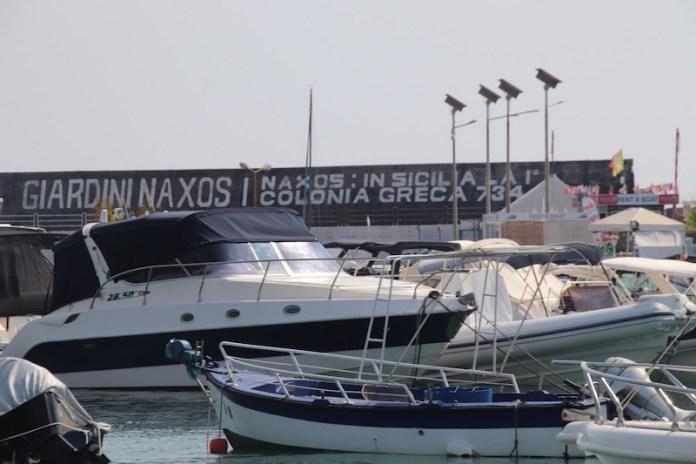 Porto di Giardini Naxos, Giardini Naxos (ME)
