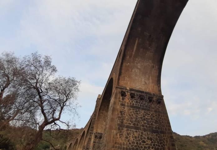 Ponte della Ferrovia, Graniti (ME)