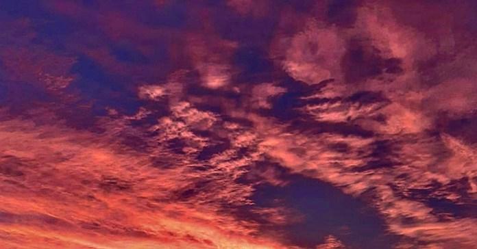 tramonti minacciosi