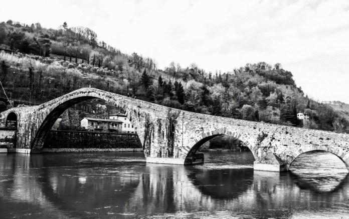 Ponte del diavolo e della Maddalena?