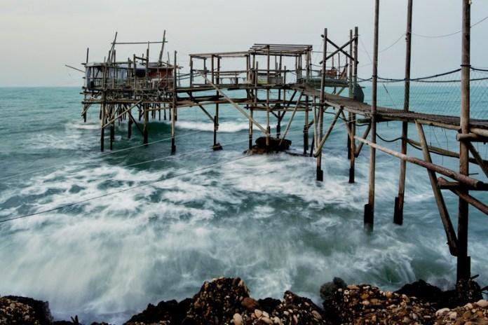 Mare e trabocchi- Abruzzo