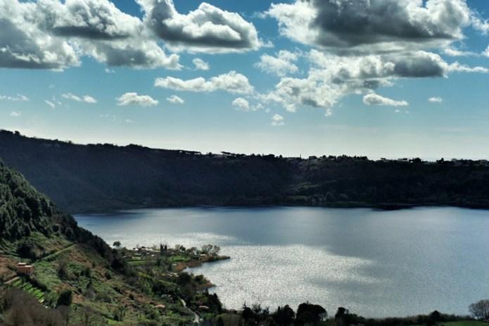 Reflection - Lago di Nemi