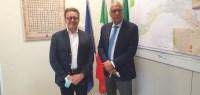 Arta Abruzzo in visita a Genova