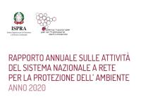 Rapporto annuale sulle attività SNPA Anno 2020