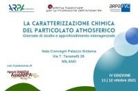 La caratterizzazione chimica del particolato atmosferico