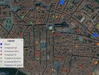 Impianti di radiocomunicazione: il database operativo di Arpa Toscana