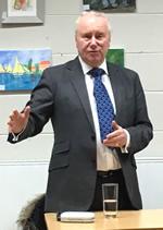 Former Health Minister Alex Neil