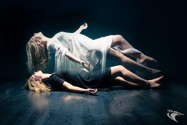 Spirit levitation