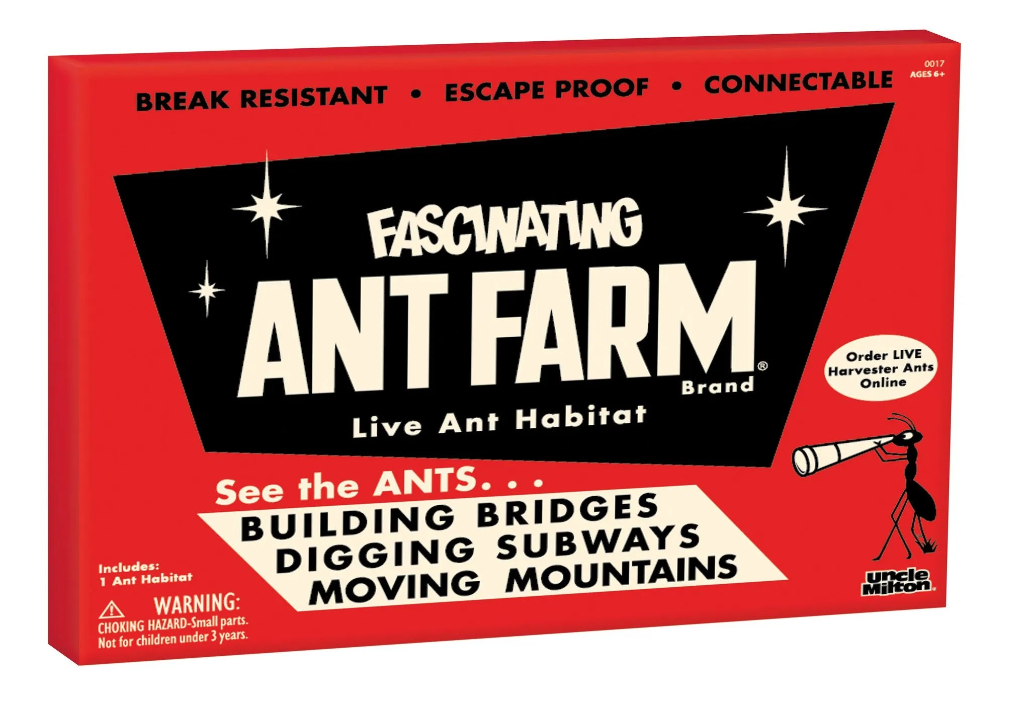 Ants As Pets and Pests