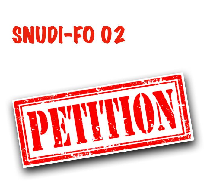 Pétition Intersyndicale 02 : non aux 5 zones pour le mouvement !