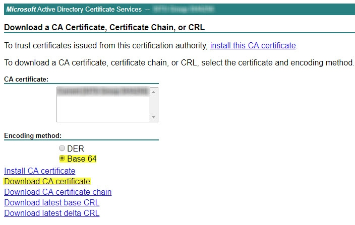 Replace Ssl Certificates On Vmware Vrealize Log Insight Vrli And