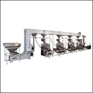 Filter khaini packing machine, gutkha packing machine, tobacco pouch packing machine, Snus packing machine ,Smokeless tobacco packing machine at sidsamgroup