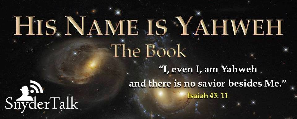 Image result for the God of our universe, YHWH