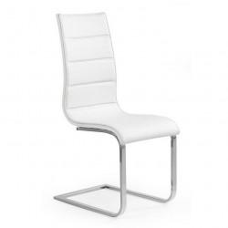 chaise design luge blanche caloma