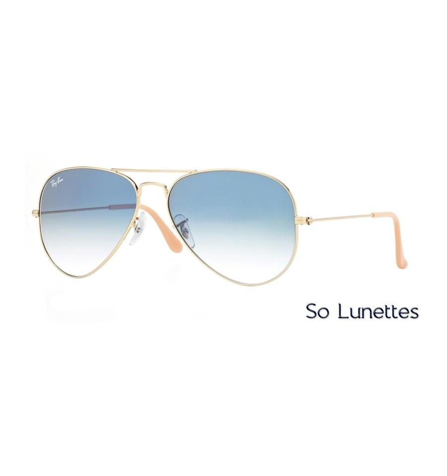 دائرة متجدد بضائع متنوعة lunettes de soleil aviator large metal rb3025