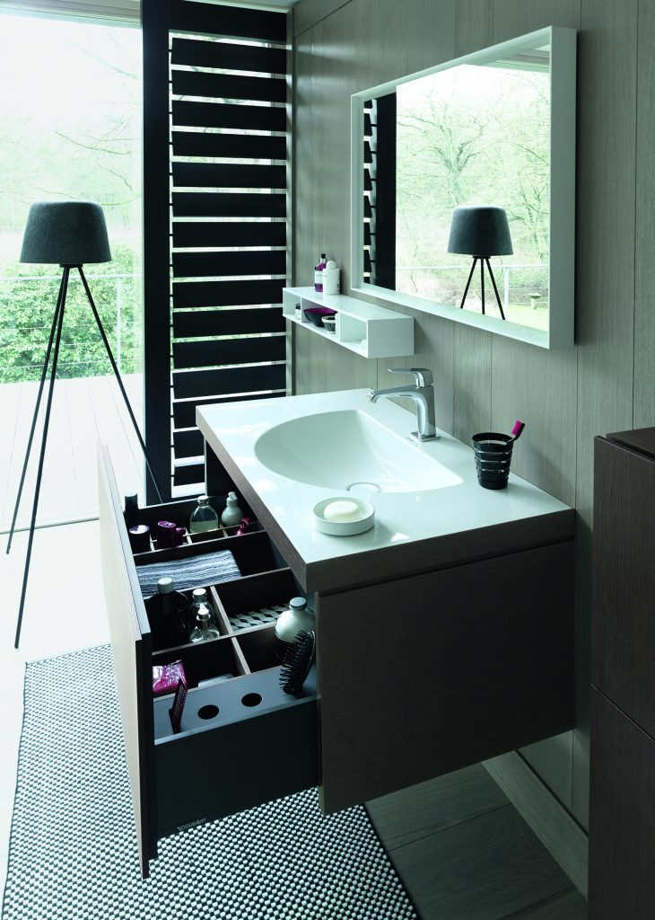 Duravit Darling New with L-Cube