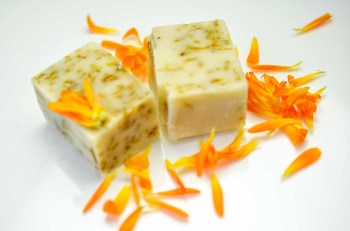 Handmade vegan soap