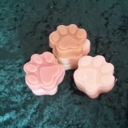 Novelty Paw Print Soap