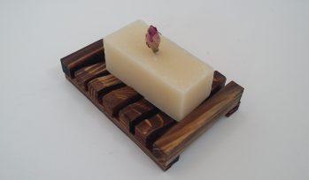 Wooden Soap DIsh - Bamboo