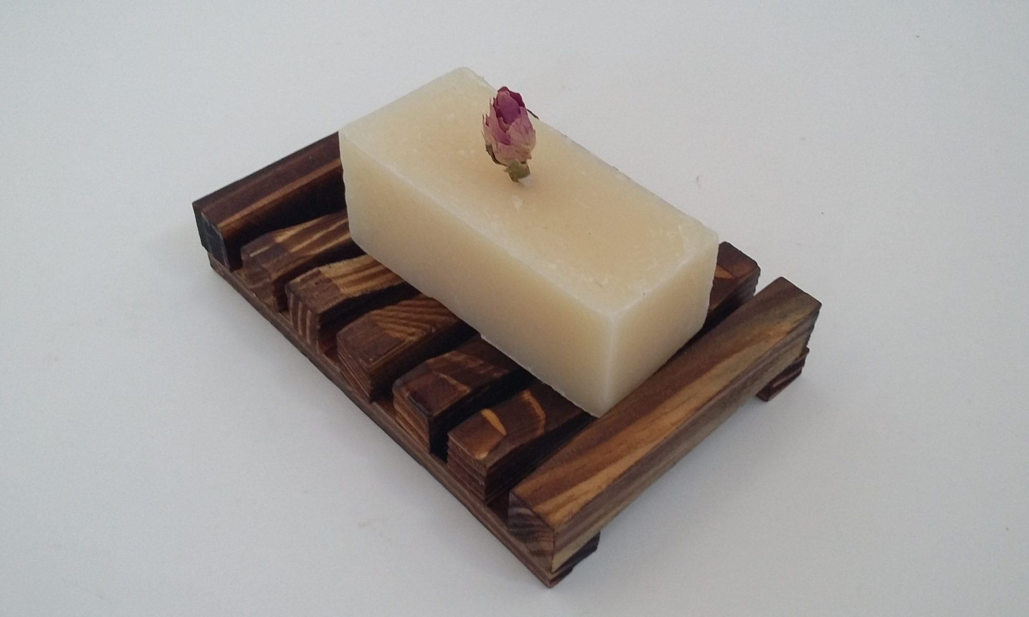 Wooden Soap DIsh - Bamboo