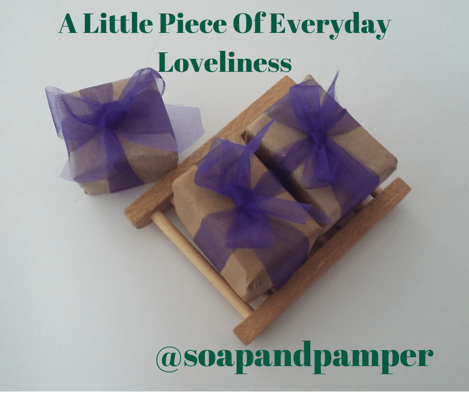 Parcels of Soap