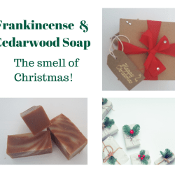 Christmas Scented Soap