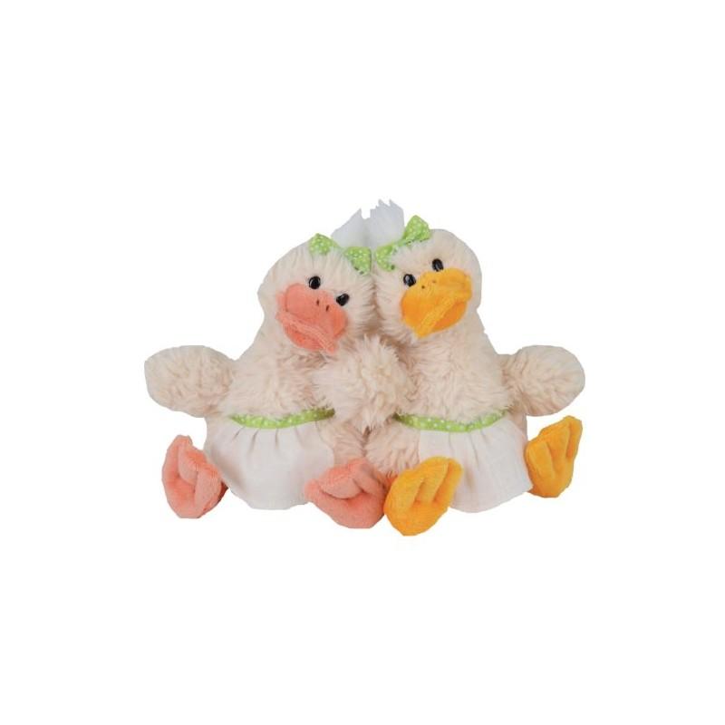 peluche canard happy quack jaune bukowski