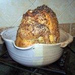 """""""Tipsy"""" Chicken Cooker"""