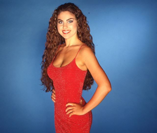 I Think Ive Always Been Typecast As The Ingenue Or The Sexy Girl Muses Days Of Our Livess Nadia Bjorlin Its Easy To See Why Even In Sweats And With