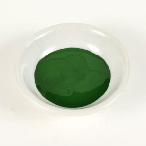 Green Liquid Coloring