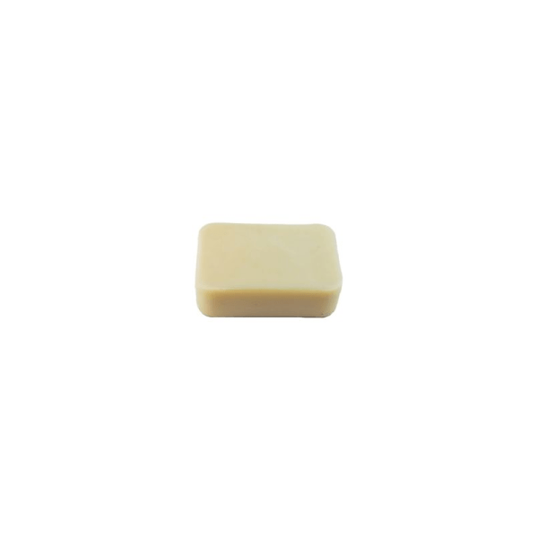 Bleached Beeswax Block